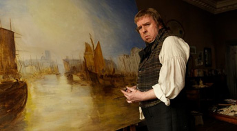 Mike Leigh's Mr. Turner Review (London Film Festival)