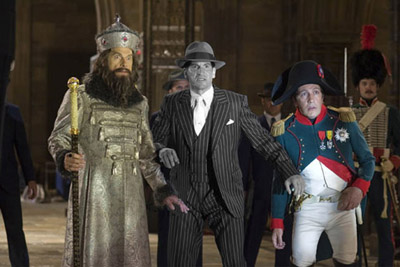 Night At The Museum 2 review