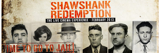 Shawshank Redemption Future Cinema Review