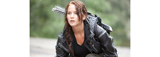 The Hunger Games Review (Movie 2012) 