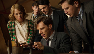 Benedict Cumberbatch's 'The Imitation Game' - Review (London Film Festival)