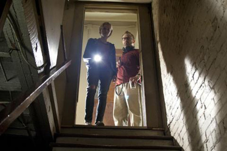 The Innkeepers DVD Review