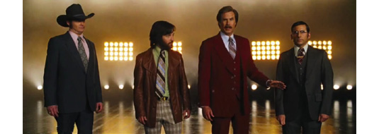 Anchorman 2 Release Date