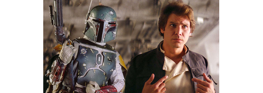 Star Wars : Boba Fett & Han Solo Movies