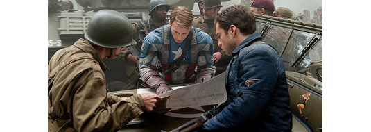 Captain America 2 - Sequel (Movie, 2013)