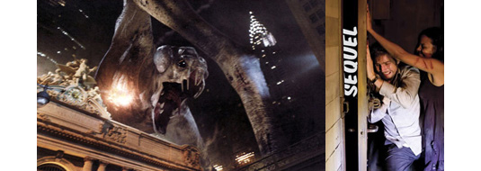Cloverfield 2 - Sequel Plans (Clues In 1st Movie)