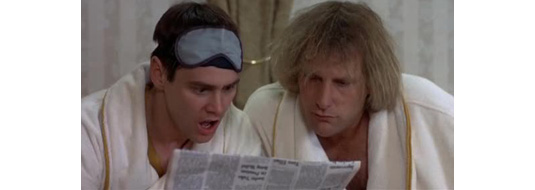 Carrey quits Dumb and Dumber 2