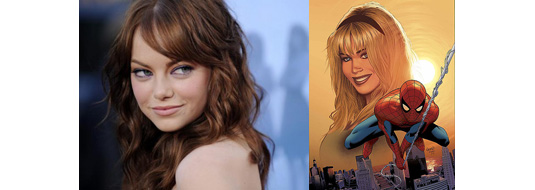 New Spider-Man Movie - Emma Stone Talks Gwen Stacy