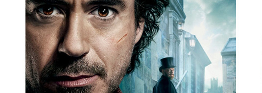 Sherlock Holmes 2 Game Of Shadows - Posters