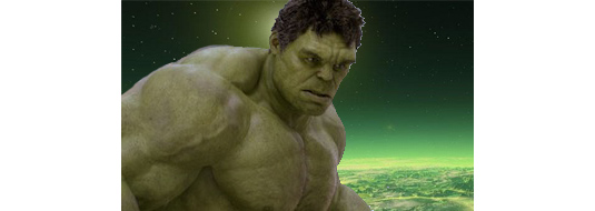 Hulk Planet Movie