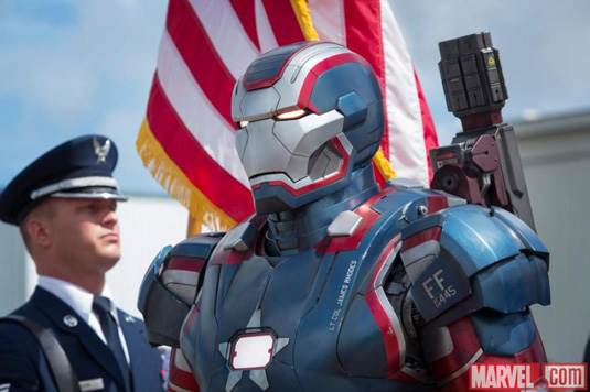 Iron Man 3 Photos