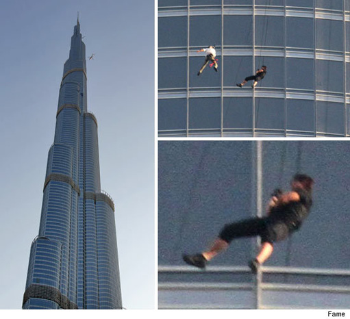 mission impossible ghost protocol 2011. Mission: Impossible: Ghost