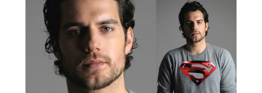 New Superman Cast - Henry Cavill