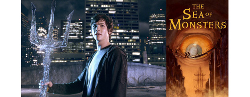 Percy Jackson 2 - Sequel Plans (Sea Of Monsters movie)