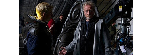 Prometheus 2 - Sequel Plans (Plot etc.)