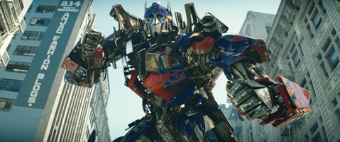 Transformers 3 release date