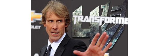Michael Bay On His Transformers Reboot
