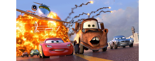 The Cars 2 soundtrack ( songs ) Pixar OST - Listen Here / Download