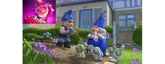 Gnomeo And Juliet Soundtrack Song List - Listen & Download