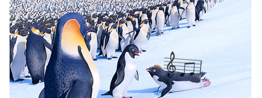 Happy Feet 2 Soundtrack (Songs) OST - Listen Here & Download