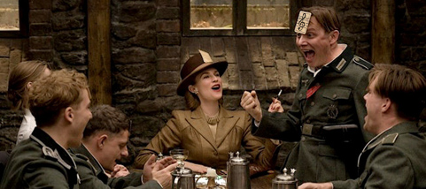 Inglourious Basterds Soundtrack (Songs / Score) OST - Listen To It Here