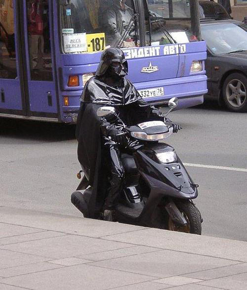 Darth Scooter