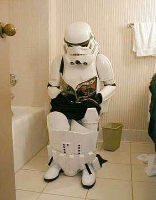 Toilet Trooper