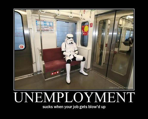 I need my clan! SW-Unemployment