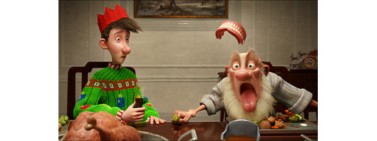 arthur christmas top animated movies 2011 - Arthur Christmas Full Movie Online