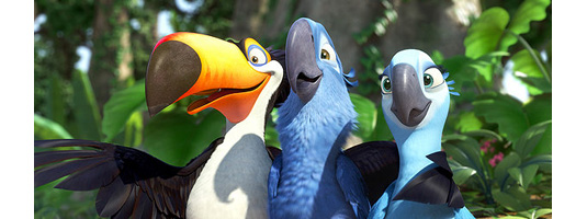 Best Animated Movies 2011