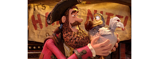 Best Animated Films 2012 Aardman