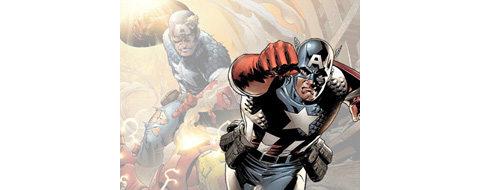 Top 10 Best Graphic Novels - Captain America