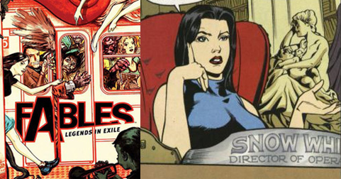 Top 10 Best Graphic Novels