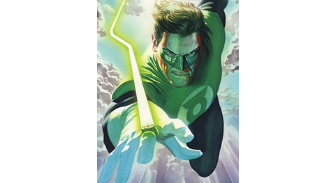 Top 10 Best Graphic Novels - Green Lantern