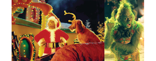 Top Christmas Movie List - The Grinch
