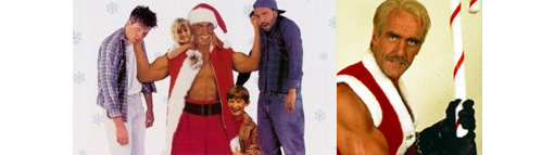 Top Christmas Movie List - Santa With Muscles