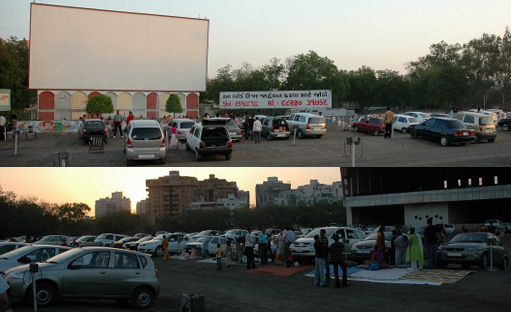 Sunset Drive In Ahmedabad Satyamshot