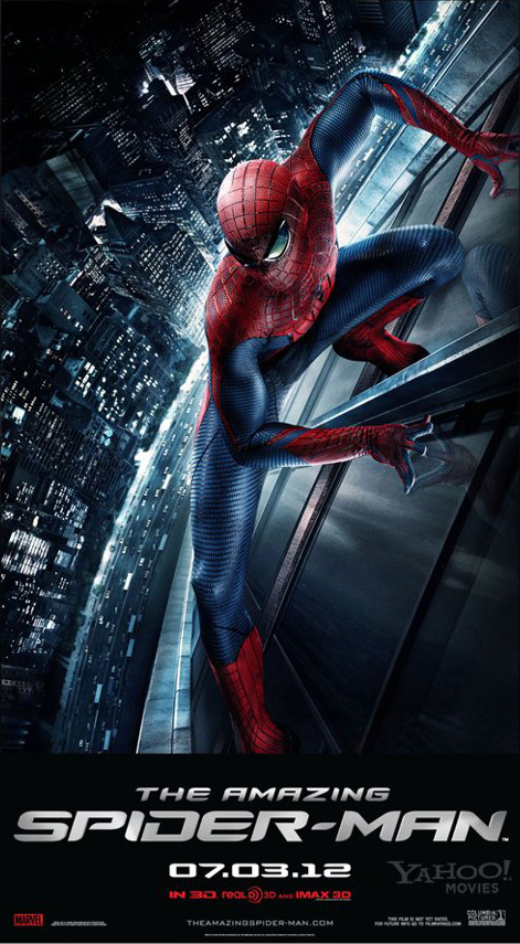 The Amazing Spider-Man - New Trailer