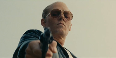 Johnny Depp Gangster Movie 'Black Mass' - Trailer