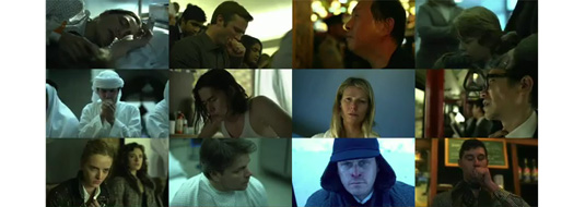 Contagion - Trailer (2011, Matt Damon)