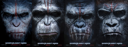 Dawn Of The Planet Of The Apes - Ape Army TV Spot