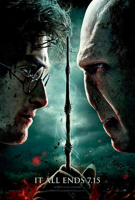 Harry Potter And The Deathly Hallows: Part 2 - Poster