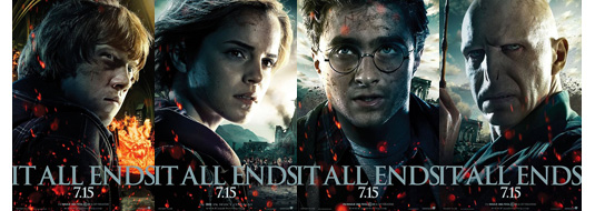 Harry Potter Deathly Hallows Part 2 Trailer