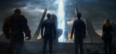 Fantastic Four Trailer Breaks Records