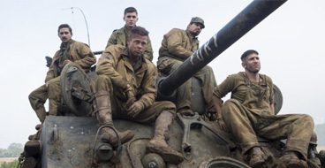 Fury Review (Midnight Movie Madness)