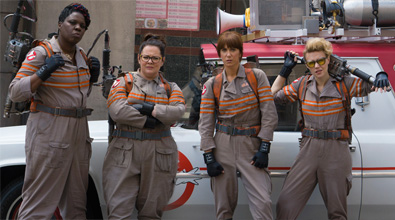 Ghostbusters Reboot - First Trailer