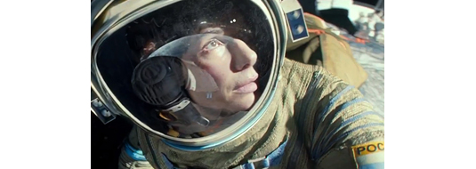 Alfonso Cuarn's Gravity Trailer