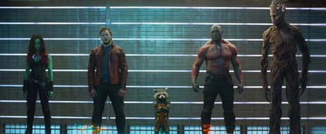 Guardians Of The Galaxy Review (Midnight Movie Madness)