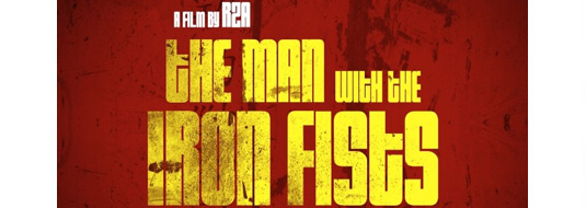 Man With The Iron Fists Trailer
