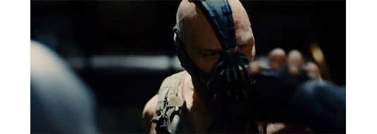 New The Dark Knight Rises Trailer